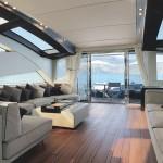 canados superyacht - J & Li interior